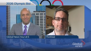 Economics professor highlights concerns about Calgary Olympic bid